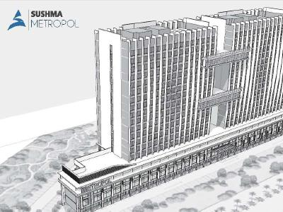 Sushma Metropol, 200 Ft. Airport Ring Road, Zirakpur